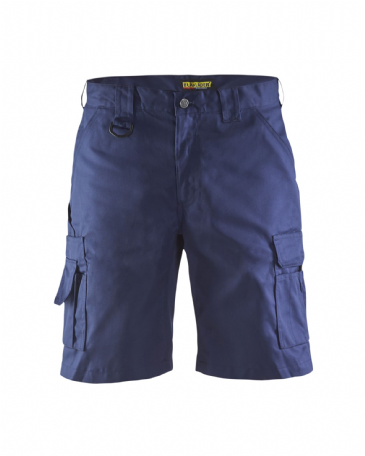 Blaklader 1447 Shorts (Navy Blue)